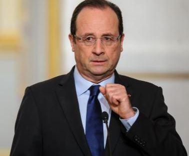 François Hollande le Président le plus impopulaire de la Vème République