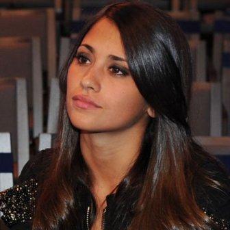 Antonella Roccuzzo, la femme de Lionel Messi